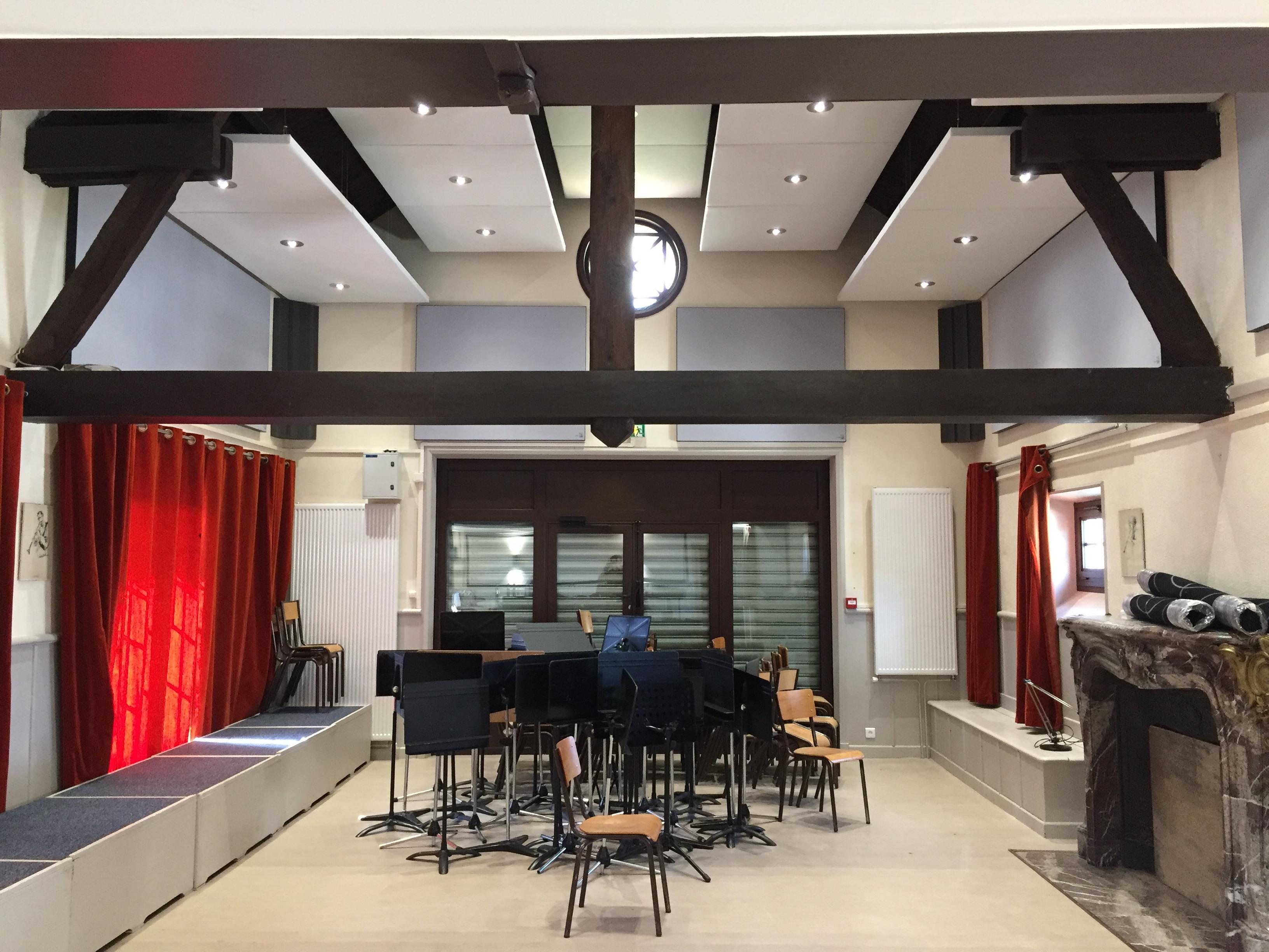 slam acoustique bureau d 39 tudes acoustiques sur paris et. Black Bedroom Furniture Sets. Home Design Ideas